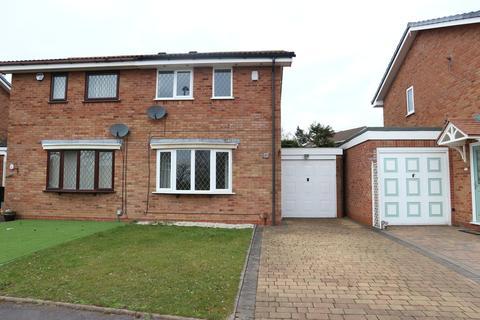 2 bedroom semi-detached house to rent - Kinsham Drive, Solihull