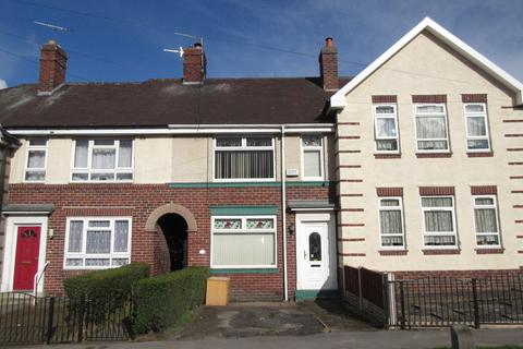 2 bedroom terraced house to rent - Shirehall Road, Shiregreen