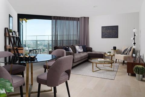 2 bedroom flat to rent - Churchyard Row, London, SE1