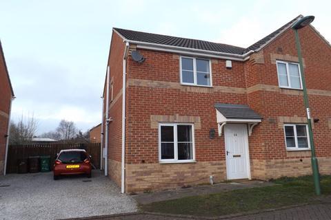 2 bedroom semi-detached house for sale - Weave Close, Basford, Nottingham, NG6