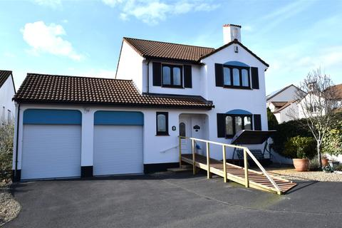 4 bedroom detached house for sale - Brynsworthy Park, Roundswell, Barnstaple