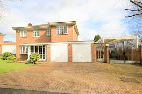 4 bedroom detached house for sale - Barlaston Old Road, Trentham