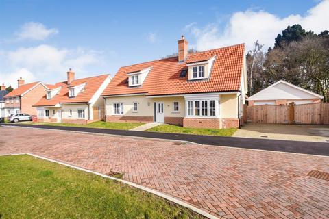 New Build Houses Wickham