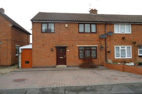 3 bedroom end of terrace house for sale - Orson Drive, Wigston, Leicester, LE18