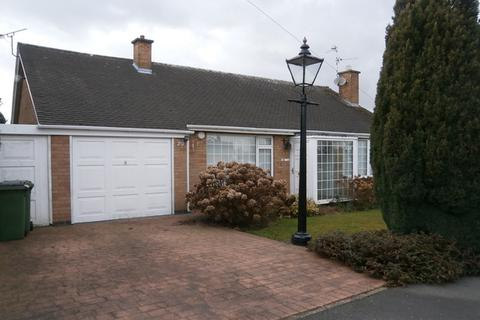 3 bedroom detached bungalow for sale - Maytree Drive, Kirby Muxloe, Leicester, LE9