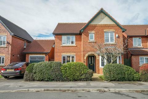 4 bedroom detached house for sale - Redgrave Close, York