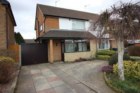 3 bedroom semi-detached house for sale - Rosslyn Avenue, Coundon, Coventry, Warwickshire. CV6 1GL