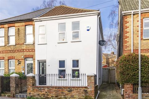 3 bedroom semi-detached house for sale - Lodge Close, Lower Parkstone, Poole, BH14