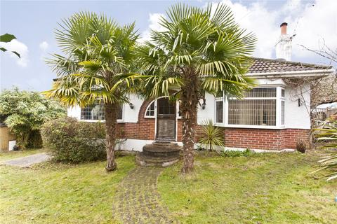 3 bedroom detached bungalow for sale - Durrant Road, Lower Parkstone, Poole, BH14