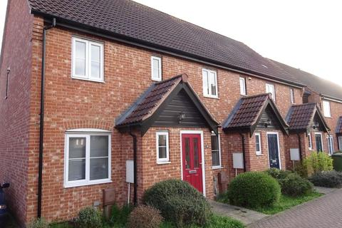 2 bedroom terraced house for sale - Chopyngs Dole Close, Sprowston, Norwich