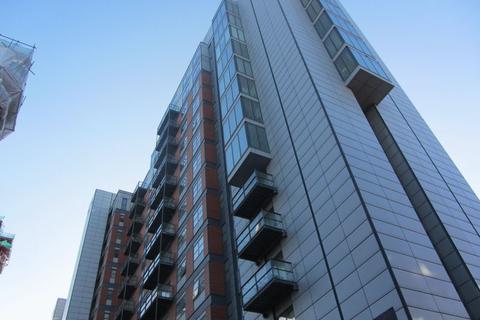 Studio to rent - West Point, 29 Wellington Street, Leeds, LS1 4JJ
