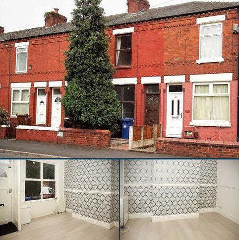 2 bedroom terraced house to rent - Rupert Street, Stockport