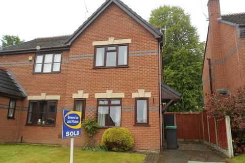 2 bedroom semi-detached house to rent - Church View, LL14