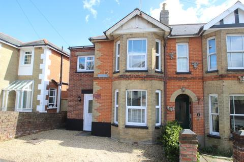 4 bedroom semi-detached house for sale - Swanmore Road, Ryde