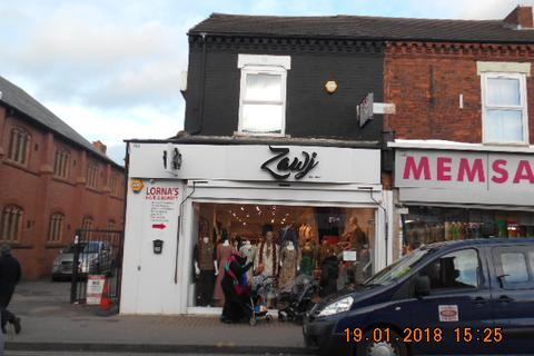 Retail property (high street) for sale - Alum Rock Road, Alum Rock, Birmingham B8