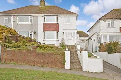 3 bedroom semi-detached house for sale - Warren Road, Woodingdean, Brighton, East Sussex