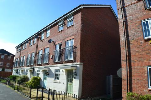 3 bedroom end of terrace house for sale - Navigation Drive, Glen Parva, Leicester, LE2