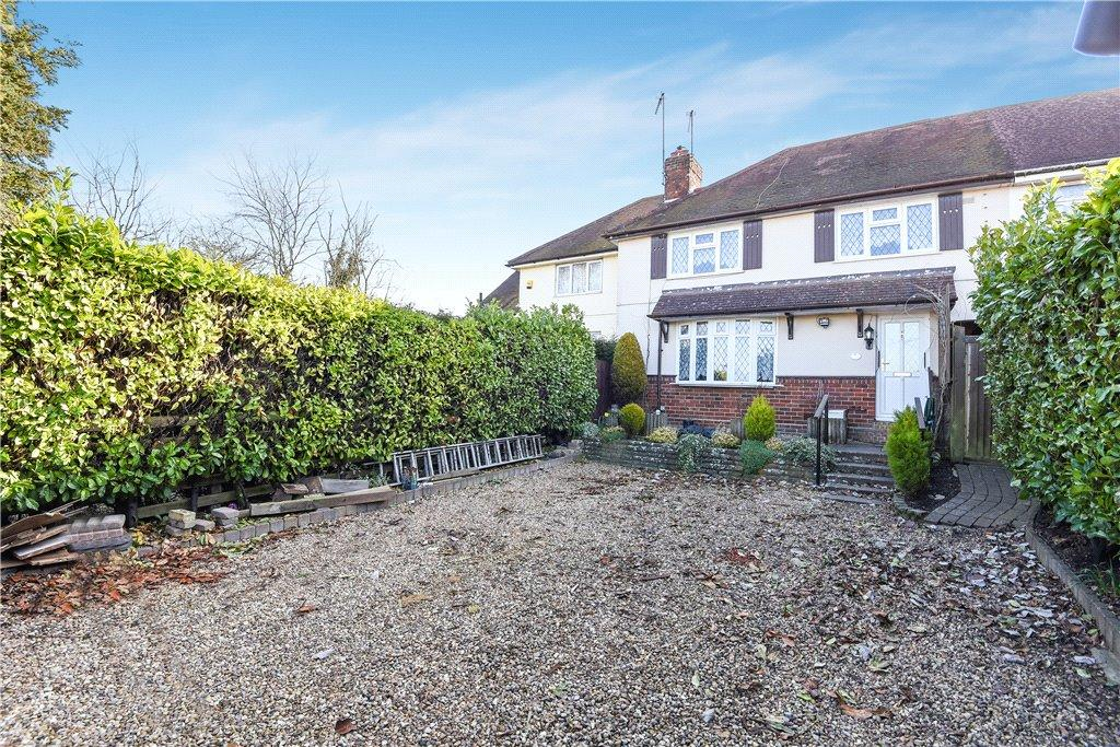 Kingsley Road, Silverstone, Northamptonshire 3 bed terraced house ...