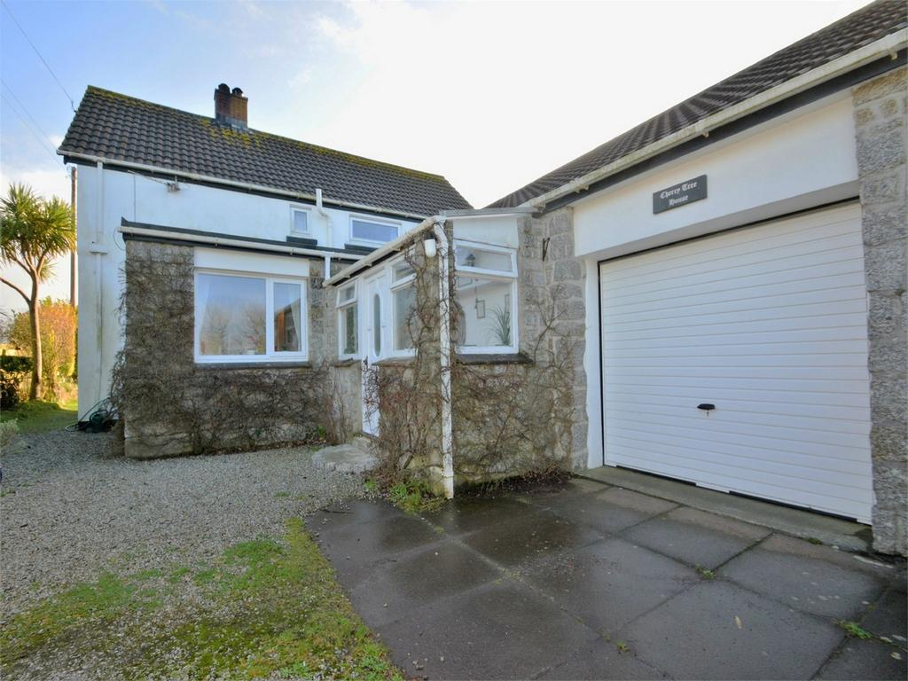 Ruan Minor Helston Cornwall 4 Bed Detached House For Sale 365000