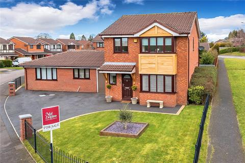 4 bedroom detached house for sale - 15 Redburn Close, Ketley Bank, Telford, Shropshire, TF2