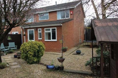 3 bedroom end of terrace house for sale - Edgeworth, Yate, Bristol, BS37 8YN