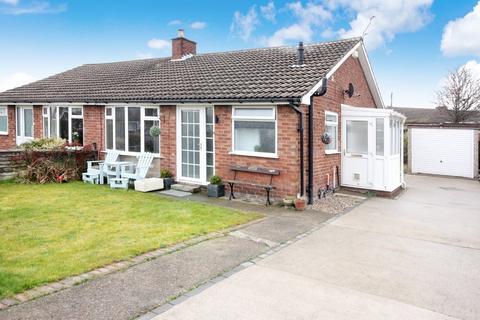 2 bedroom semi-detached bungalow for sale - 20 Buttermere Drive Rawcliffe York YO30 5TQ