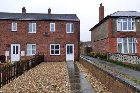 2 bedroom end of terrace house to rent - Willingham Road, Market Rasen