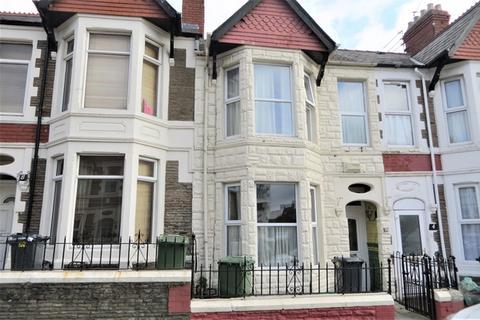 4 bedroom terraced house to rent - Lisvane Street, Cathays, Cardiff, CF24 4LL
