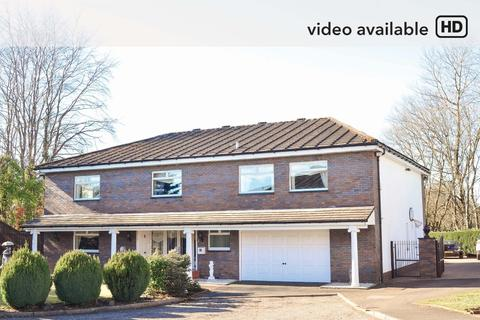 5 bedroom detached house for sale - Blackcroft Gardens, Mount Vernon, Glasgow, G32 0PT