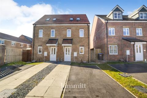 3 bedroom semi-detached house to rent - Springbank, Peterlee, County Durham, SR8