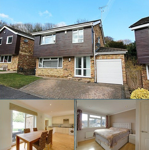 4 bedroom detached house to rent - Highwoods Drive, Marlow Bottom  SL7 3PY
