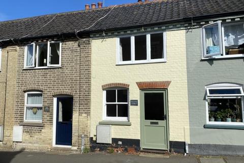 2 bedroom terraced house to rent - HIGH STREET, WICKHAM MARKET, WOODBRIDGE