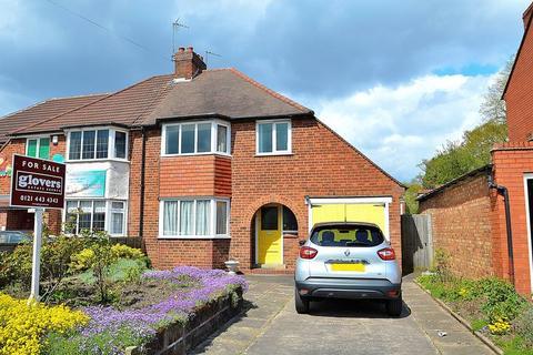 3 bedroom semi-detached house for sale - Vicarage Road, Kings Heath, Birmingham, B14