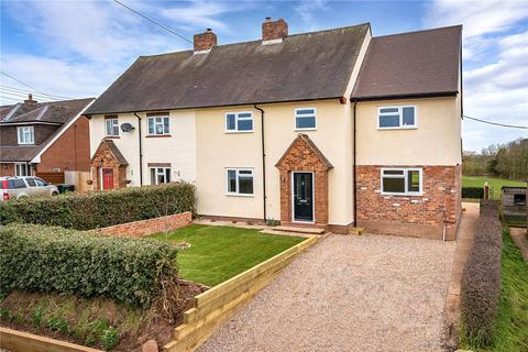 5 bedroom semi-detached house for sale - 10 Vicarage Lane, Sutton Maddock, Shifnal, Shropshire, TF11