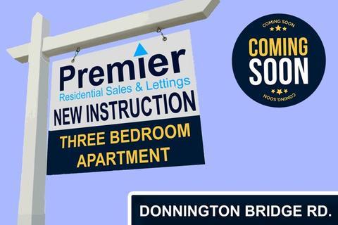 3 bedroom apartment for sale - Donnington Bridge Road, Oxford