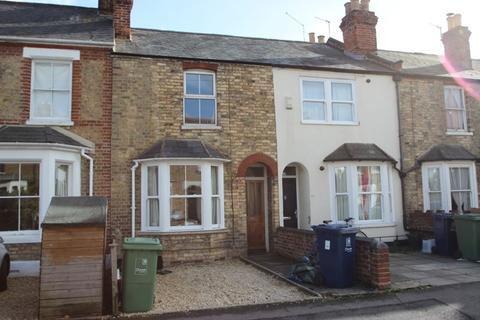 4 bedroom terraced house to rent - Percy Street, East Oxford