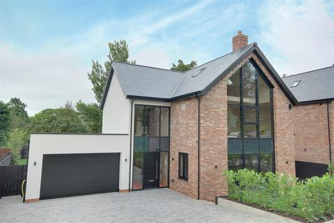 4 bedroom detached house for sale - Parklands Mews, Southfield, Hessle