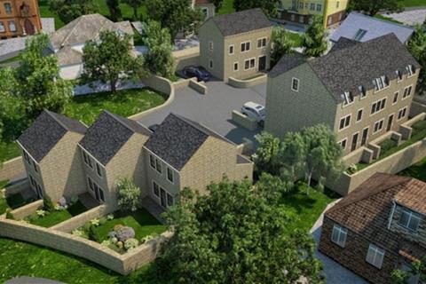 4 bedroom townhouse for sale - Gib Lane, Skelmanthorpe, Huddersfield, HD8