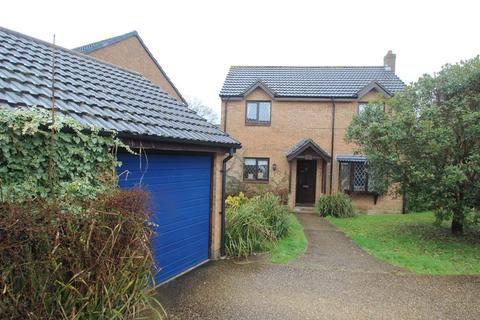 3 bedroom detached house for sale - The Willows, Newport, Isle of Wight