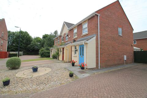 3 bedroom end of terrace house for sale - Miles Close, Ham Green, BS20
