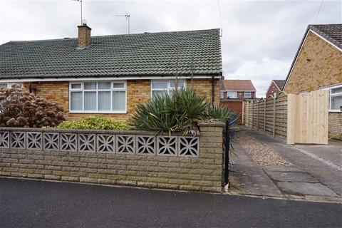 2 bedroom semi-detached bungalow for sale - Loxley Green, West Hull, Hull, HU4