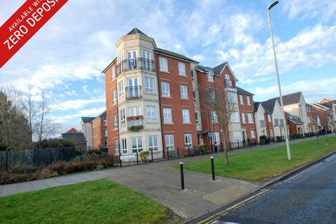 2 bedroom flat to rent - Bents Park Road, South Shields - NEW PRICE