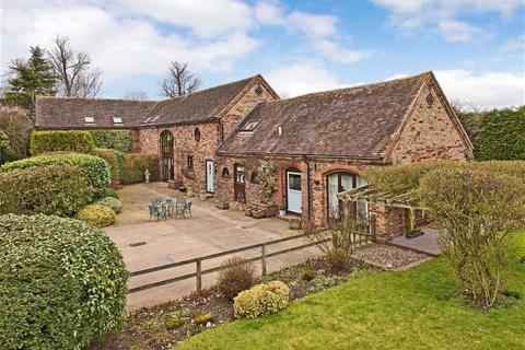 4 bedroom barn conversion for sale - Dingle Cottage, Badger, Burnhill Green, Wolverhampton, WV6