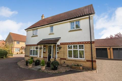 4 bedroom detached house for sale - Lodge Farm Drive, Old Catton, Norwich