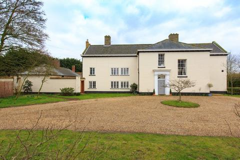 7 bedroom manor house for sale - Burnt House Road, Cantley, Norwich