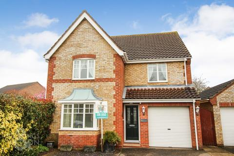 4 bedroom detached house for sale - Wilks Farm Drive, Sprowston, Norwich