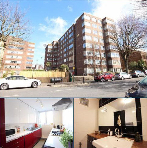 1 bedroom flat to rent - Sussex Court, Eaton Road, Hove