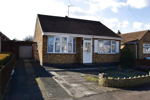 2 bedroom bungalow for sale - Brixham Drive, Wigston Fields, Leicester, LE18