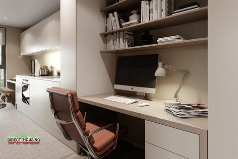Studio to rent - Beechenhurst House, B29 7HU
