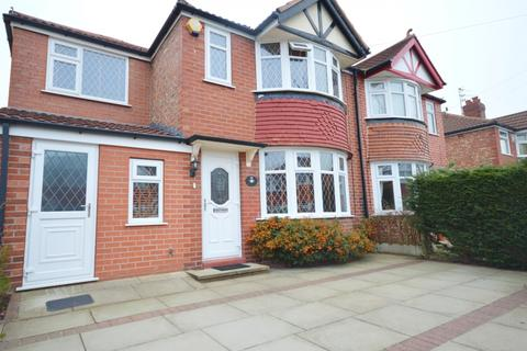 3 bedroom semi-detached house to rent - Crofton Avenue, Timperley, Altrincham